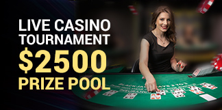 Live Casino Weekend Tournament